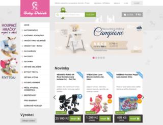 babydracek.com screenshot