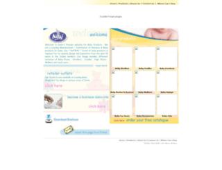 babyindia.com screenshot