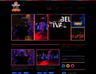 babylovesdisco.co.uk screenshot