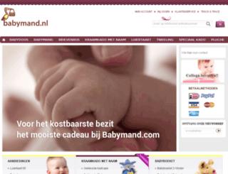 babymand.com screenshot
