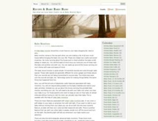 babymonitorbarn.wordpress.com screenshot