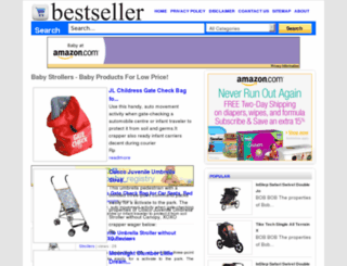 babyproductsstrollers.com screenshot