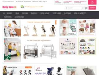 babysola.com screenshot