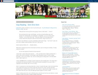 bachelor-degree-online.blogspot.com screenshot