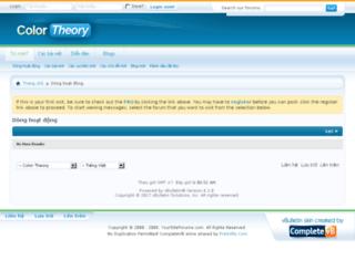 bachkhoadanang.net screenshot