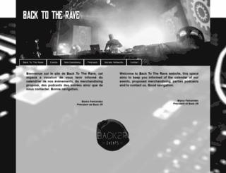 back2r.com screenshot