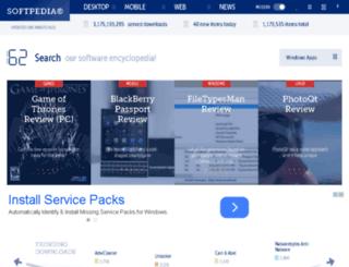 backend.softpedia.com screenshot