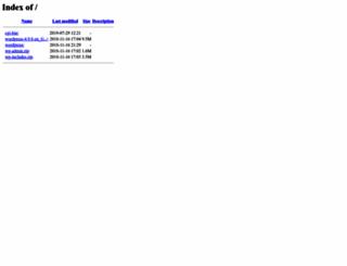 backpackerben.co.uk screenshot