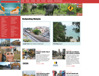 backpackingmalaysia.com screenshot