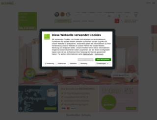 backwinkel.de screenshot