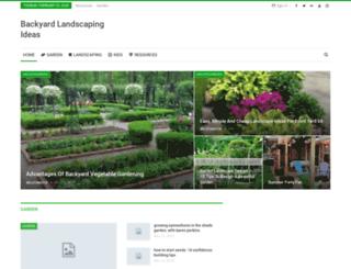 backyardlandscapingideas.net screenshot