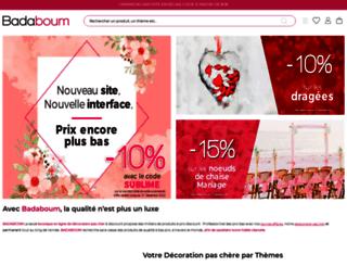 badaboum.fr screenshot