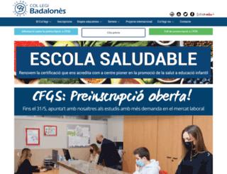 badalones.com screenshot