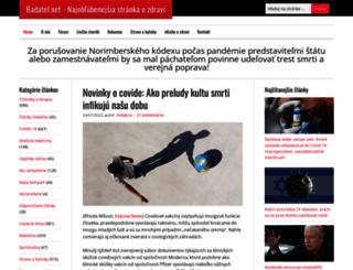 badatel.net screenshot