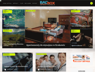 badbox.pl screenshot