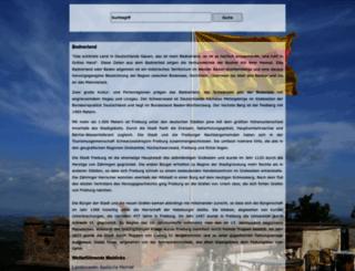 badische-seiten.de screenshot