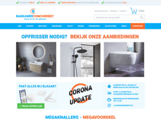 Access badkamerconcurrent.nl. Badkamerconcurrent