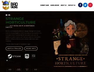badviking.com screenshot