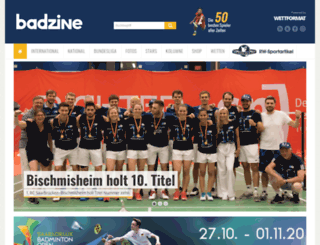 badzine.de screenshot