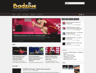 badzine.net screenshot