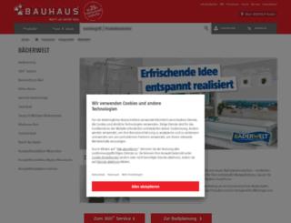 baederwelt.com screenshot