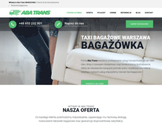 bagazowe.com.pl screenshot