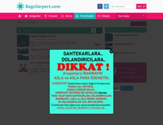 bagcilarport.com screenshot