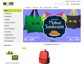 bagforever.com screenshot