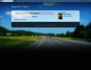 bagindo-travel.blogspot.com screenshot
