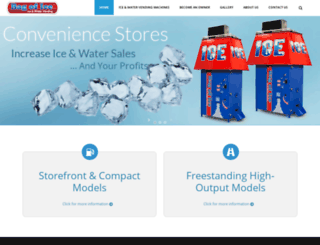 bagofice.com screenshot