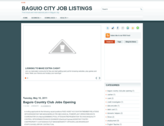baguio-jobs.blogspot.com screenshot
