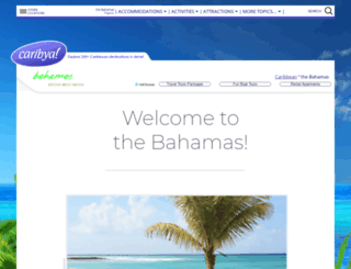 bahamas-guide.info screenshot