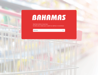bahamas.com.br screenshot