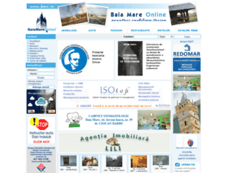 baia-mare-online.ro screenshot