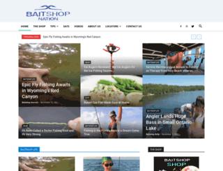 baitshop.com screenshot