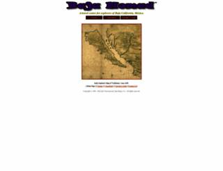 bajanomad.com screenshot