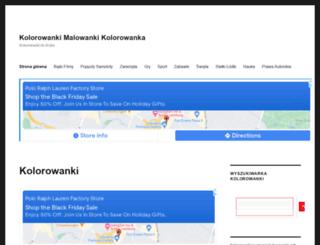 bajki-dladzieci.eu screenshot
