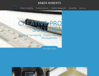 bakerroberts.co.uk screenshot
