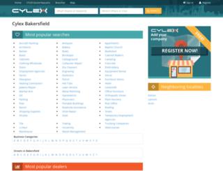 bakersfield.cylex-usa.com screenshot