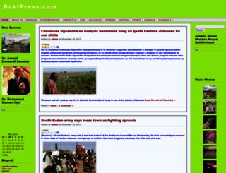bakipress.wordpress.com screenshot