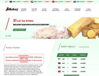 baksy.pl screenshot