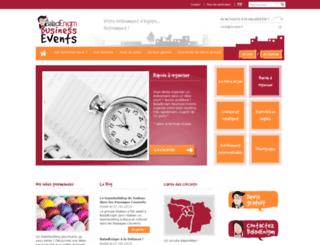 baladenigmevents.com screenshot