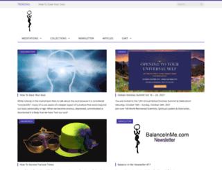 balanceinme.com screenshot