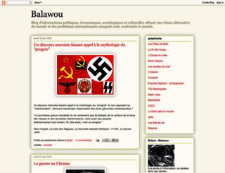 balawou.blogspot.com screenshot