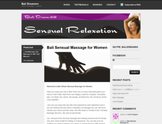 balidream69.wordpress.com screenshot