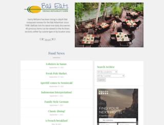 balieats.com screenshot