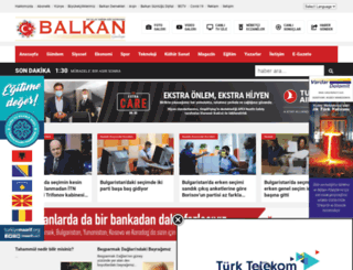 balkangunlugu.com screenshot