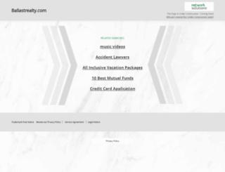 ballastrealty.com screenshot