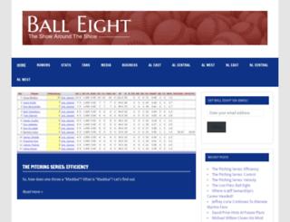 balleight.com screenshot
