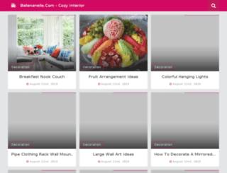 ballenanelle.com screenshot